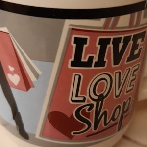 🔥 Sale Live Love Shop cup